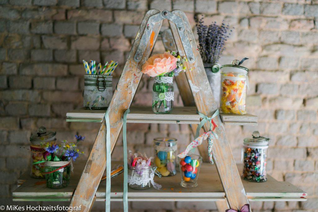 Vintage Candybar mit MiKe's