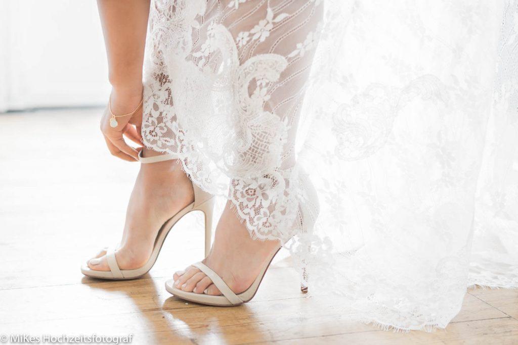 Hochzeitsschuhe Vintage