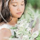 Hochzeitsstrauß Hochzeitsfoto