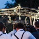 Vintage Open Air Bar Foto von MiKe's Hochzeitsfotograf