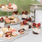 Dessert Vintagehochzeit