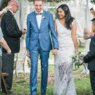 Vintage Hochzeit unter freiem Himmel, Hochzeitsfotos von MiKe's Hochzeitsfotograf