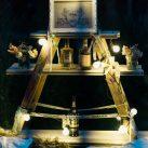 Vintage Whiskybar mit MiKe's Hochzeitsfotograf